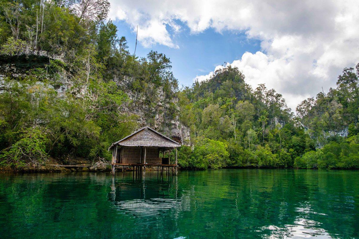 Raja Ampat Excursions - The Passage