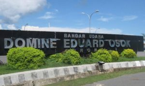 how to get to raja ampat sorong airport