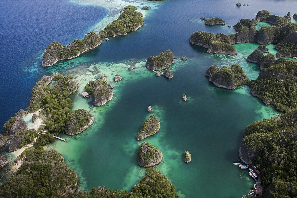 Excursiones Raja Ampat - fam islands