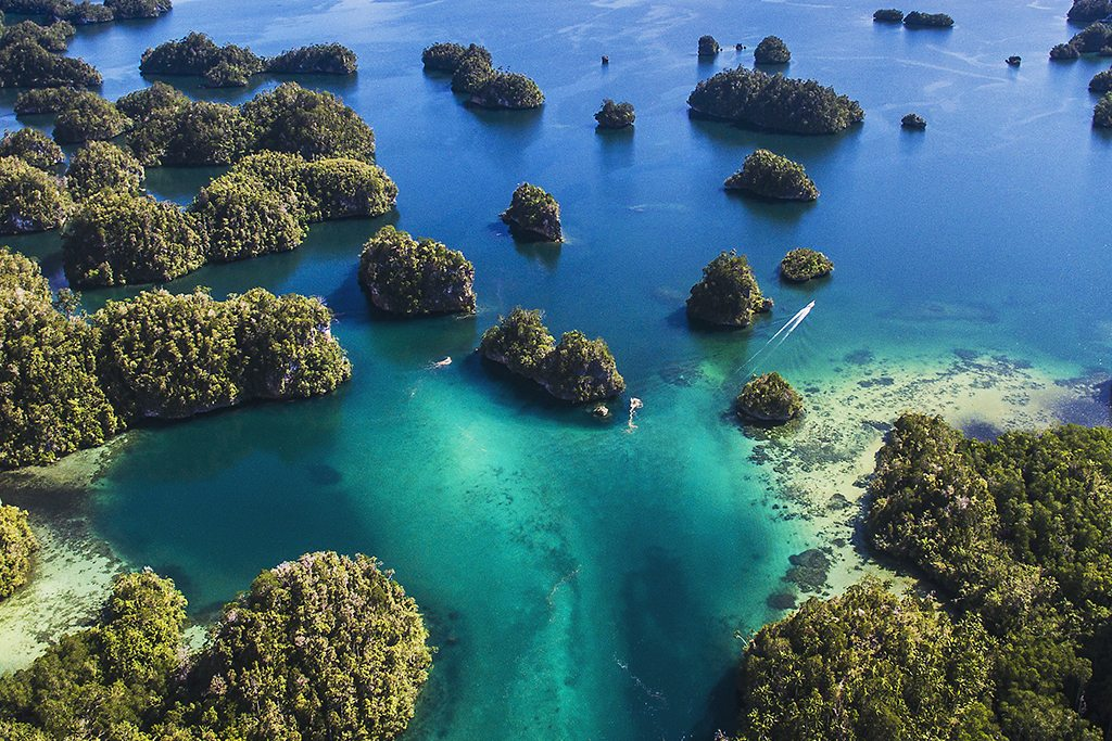 raja ampat excursions the passage