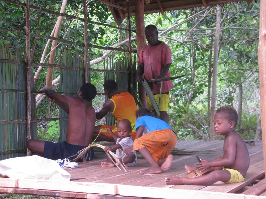 responsible tourism building raja ampat