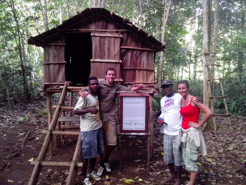 responsible tourism village raja ampat