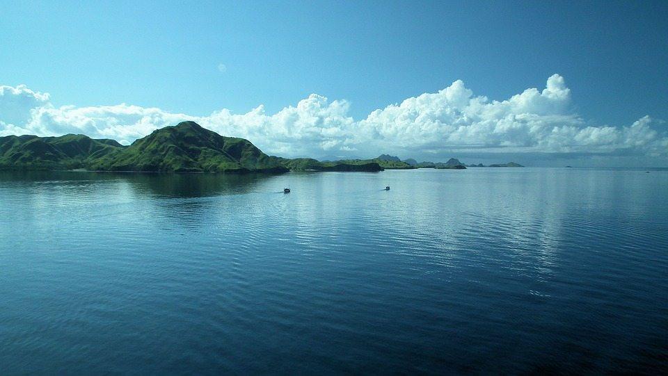 mejores islas de indonesia cielo