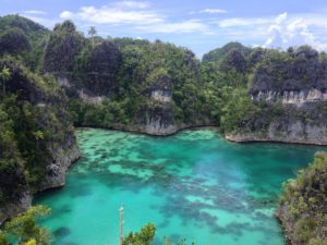 mejores islas de indonesia rajaampat