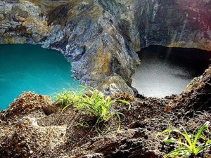 que ver en indonesia lago