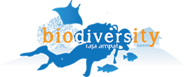 Raja Ampat Biodiversity Eco Resort Retina Logo