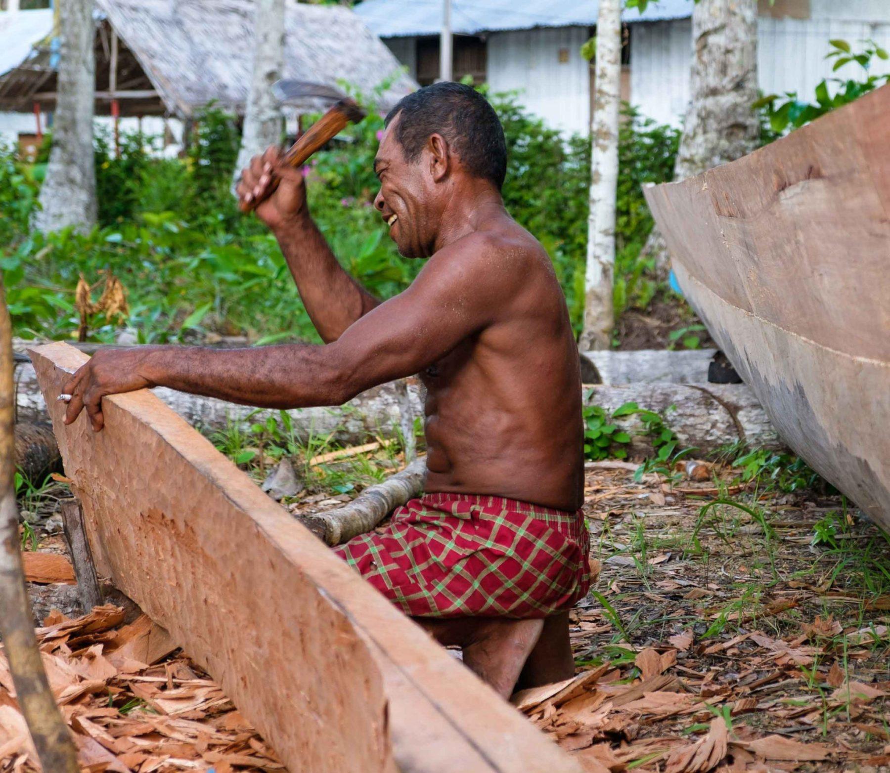 isla misool cultura