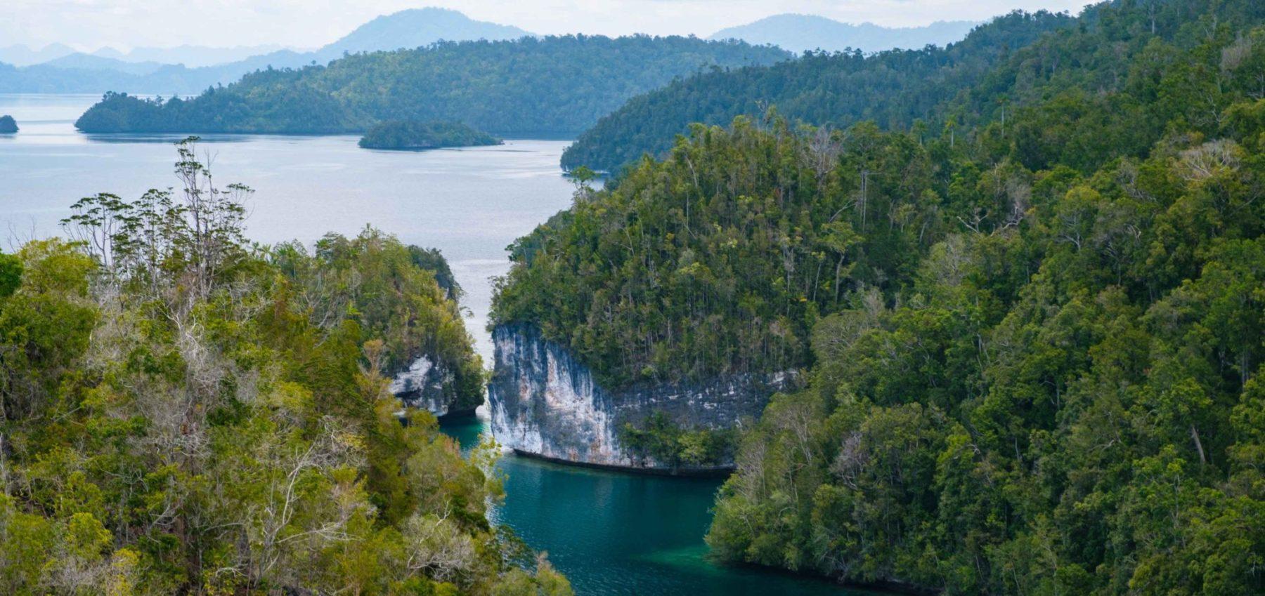 islas de raja ampat batanta