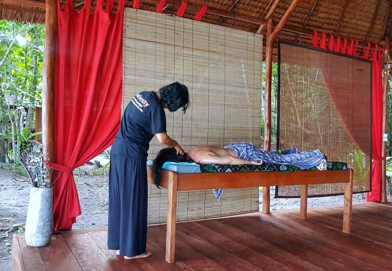 Eco Beach Resort in Indonesia - Reception Raja Ampat Eco Resort