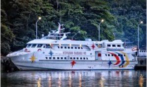 how to get to raja ampat ferry sorong waisai
