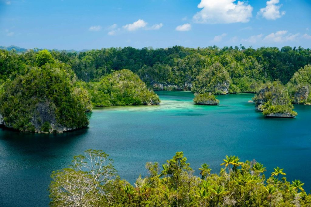 Raja Ampat Excursions - The Passage
