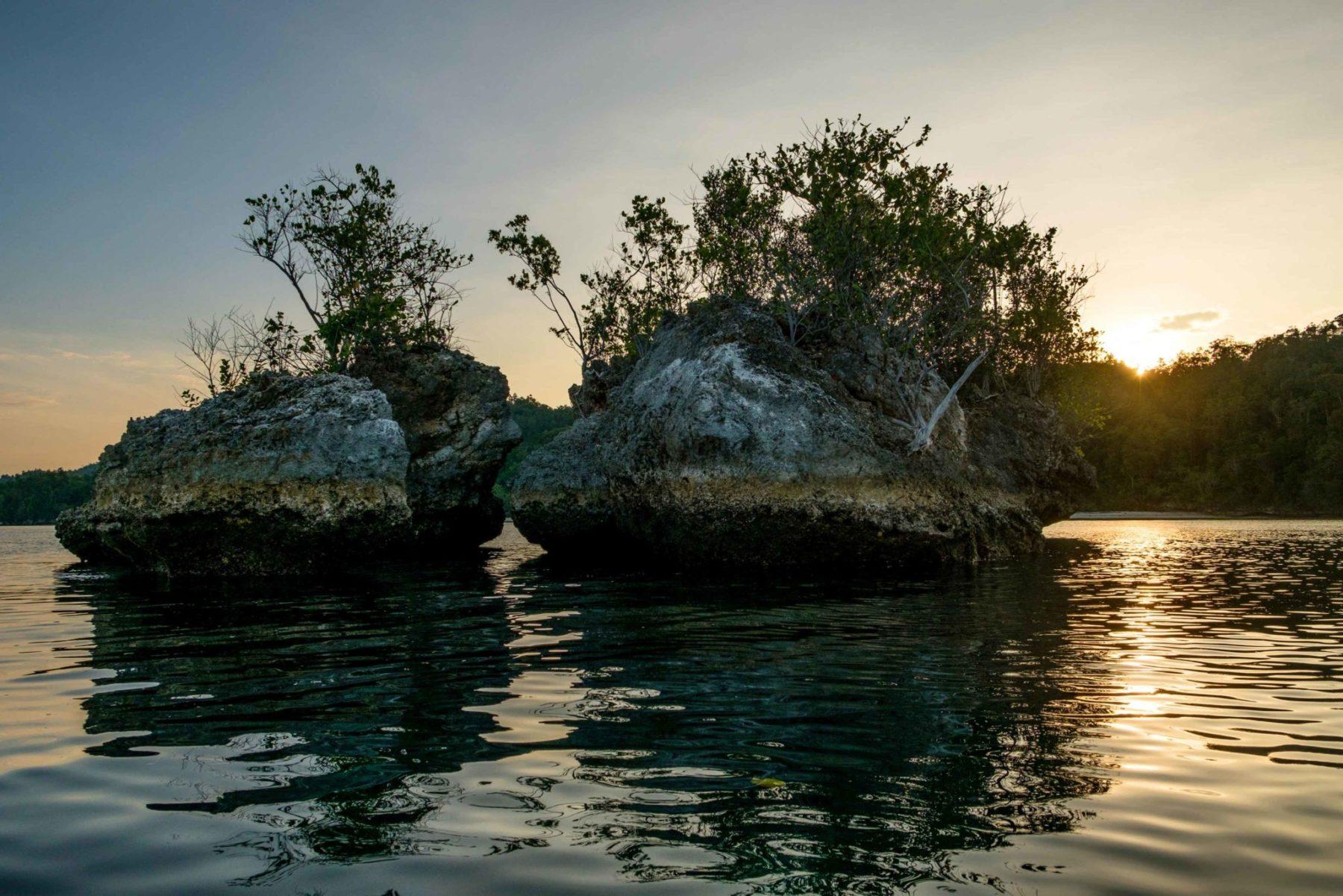 raja ampat activities - Island Hoping Itineraries