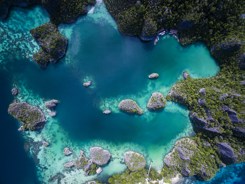 Raja Ampat Excursions - Fam Islands