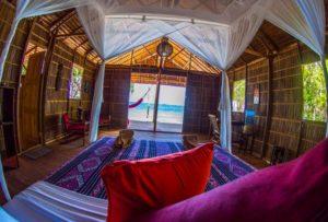 Alojamientos en Raja Ampat - la casilla