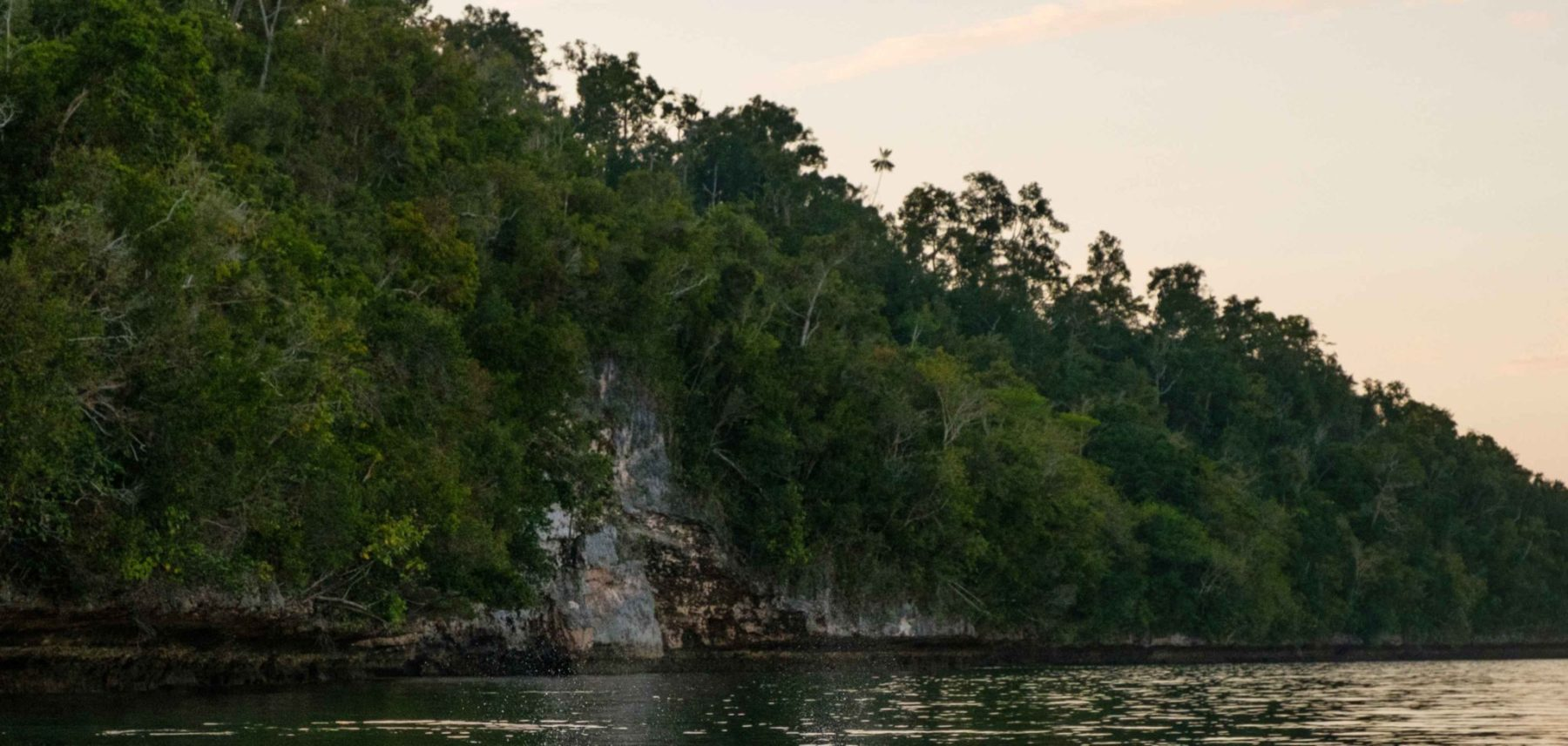 misool island landscape