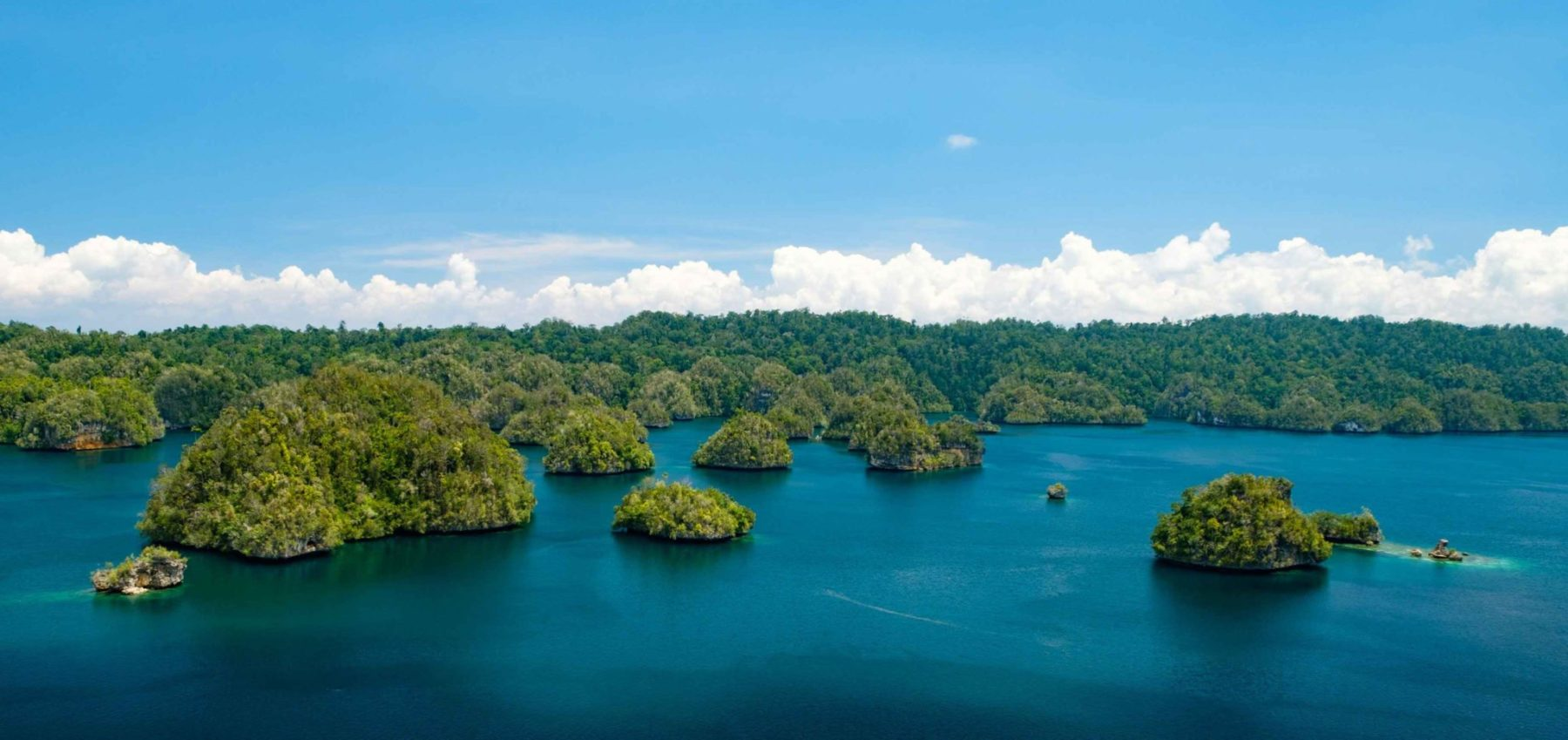 islas de raja ampat waigeo