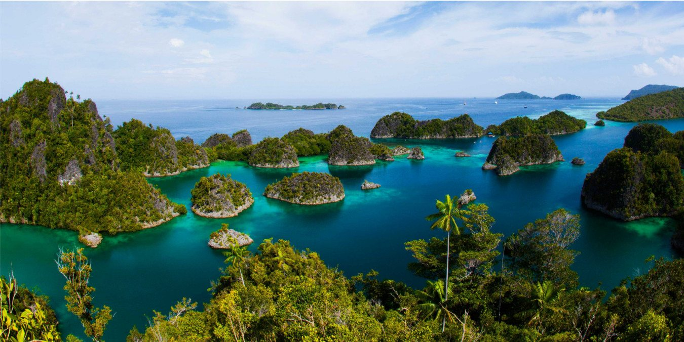 Indonesian Islands Raja Ampat