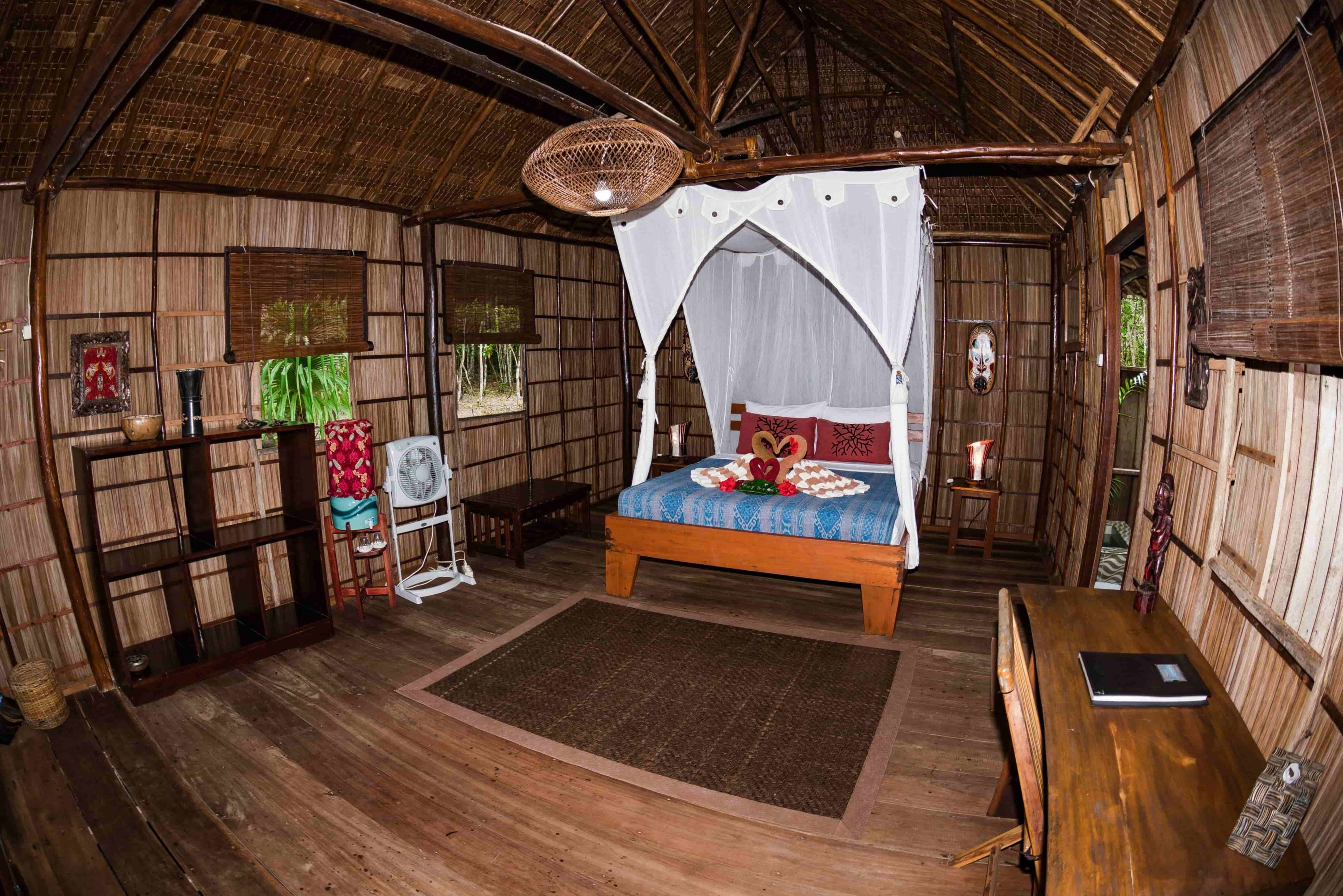 Raja Ampat Accommodations - Deluxe cottage
