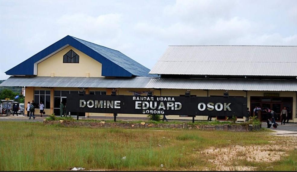 raja ampat airport islands