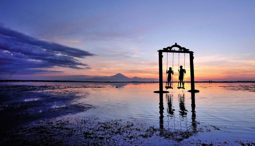 Islas Gili snorkelling Indonesia