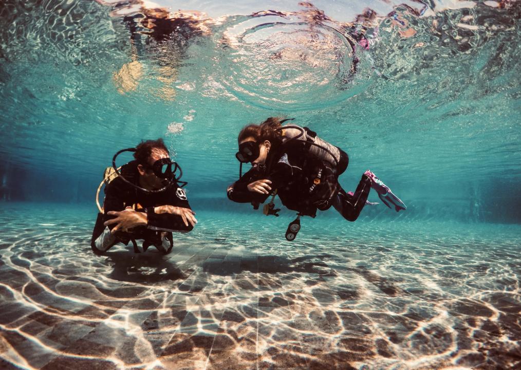 curso de buceo en indonesia para disfrutar del paraíso