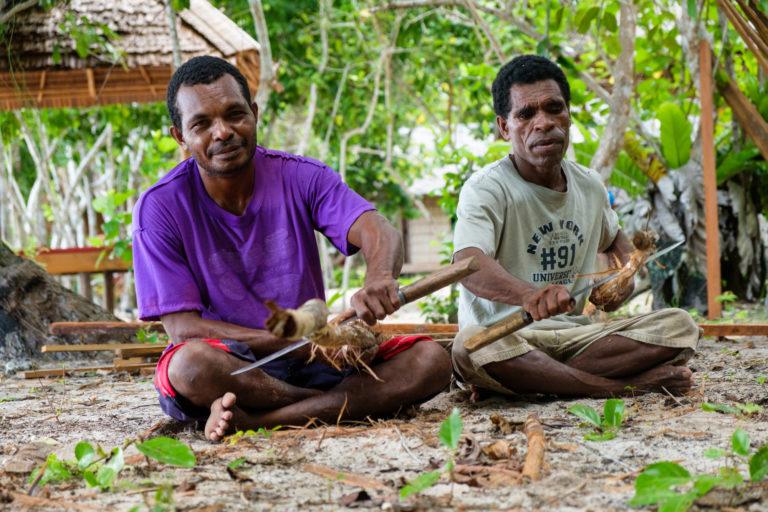 Wir haben angemessene nachhaltige Baupraktiken befolgt und Materialien von Handwerkern aus den umliegenden Dörfern aus der Region verwendet, wodurch der Tourismus den wirtschaftlichen Beitrag in die Region übertrug.